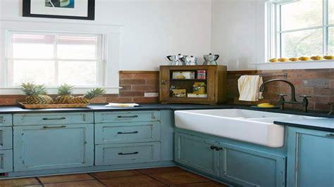 cottage kitchen backsplash ideas kitchens with brick cottage kitchen backsplash ideas 5905