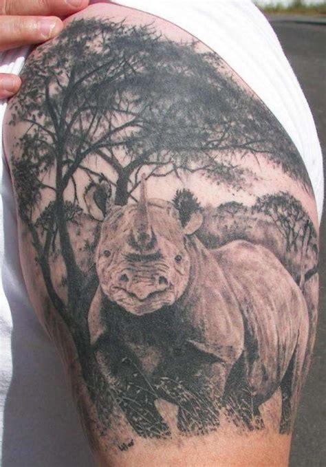 Back Of Head Tattoo Face