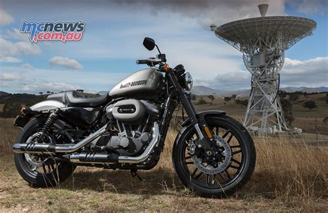 Harley Davidsons by Harley Davidson Roadster Review Mcnews Au