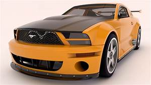 Ford Mustang GT-R Concept by SamCurry on DeviantArt