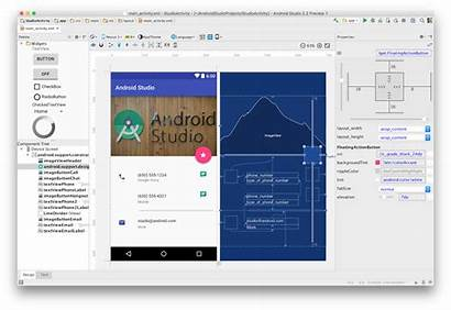 Studio Android Layout Ui Constraint Designer Developers