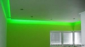 Abgehängte Decke Mit Led : deckenbeleuchtung led led lichtkonzepte gmbh ~ Indierocktalk.com Haus und Dekorationen