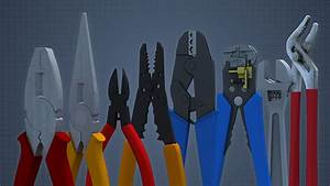 Hand Tools For Electrical Work