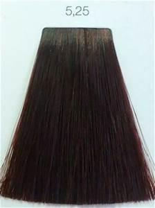 L Oreal Inoa 5 25 Light Iridescent Mahogany Brown Hair