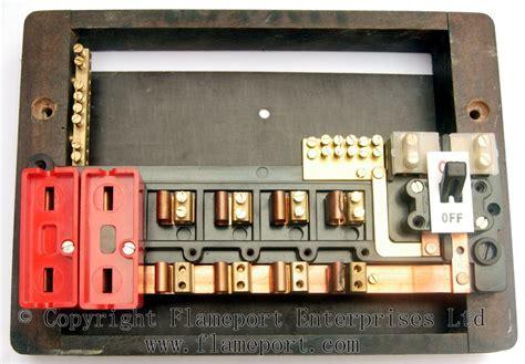 Wylex Standard Fuseboxes Part