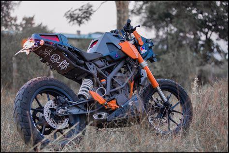 Ktm Duke 200 Image by Ktm Duke 200 Custom Chappie Derestricted