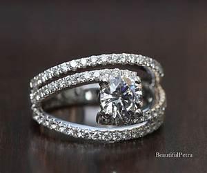 diamond engagement ring weddings brides luxury With luxury diamond wedding rings