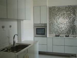 50 kitchen backsplash ideas With kitchen colors with white cabinets with seahorse wall art metal