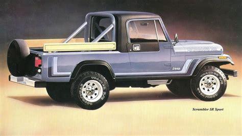 scrambler jeep years 2018 jeep wrangler scrambler pickup name and diesel engine