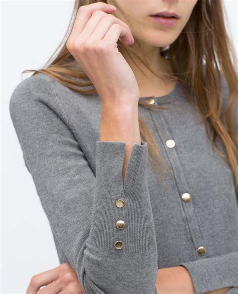 frühlingsjacken damen zara jacke mit rundem kragen strick damen zara deutschland trends style 2019 스웨터 겨울 패션 및 니트