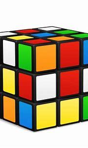 Rubik cube logic game vector illustration Vector   Premium ...