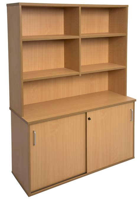 Credenza Storage - rapid credenza with storage hutch office stock