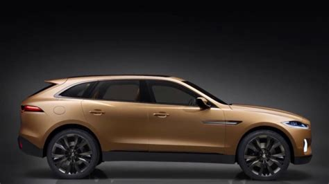 jaguar  pace crossover youtube