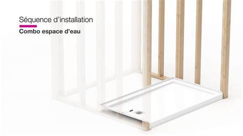Maax Modulr  Installation D'un Combo Douche Et Baignoire