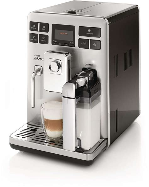 Exprelia Kaffeevollautomat HD8854/01   Saeco