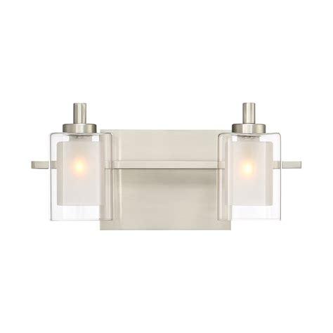 light bar for bathroom quoizel kolt 2 light bath bar reviews wayfair