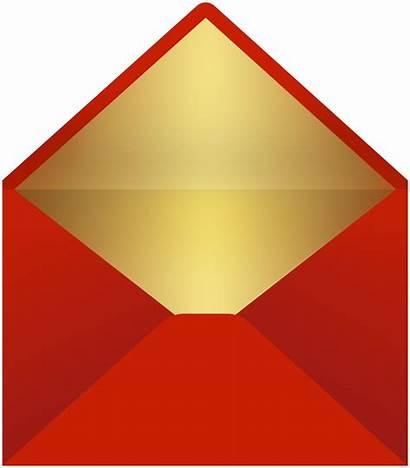 Envelope Clip Clipart Elements Transparent Yopriceville