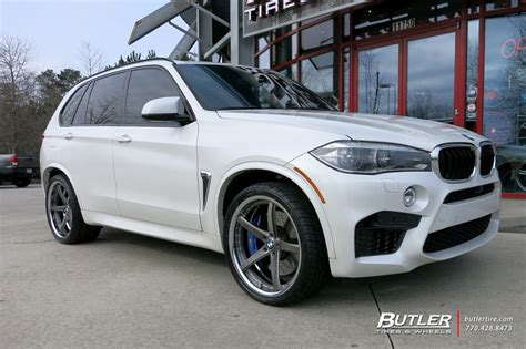 bmw xm   savini sv wheels exclusively