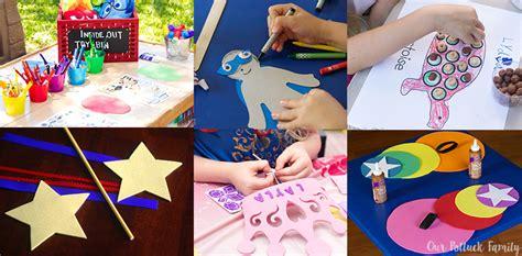 disney preschool crafts our potluck family 483 | Disney Preschool Crafts Ideas