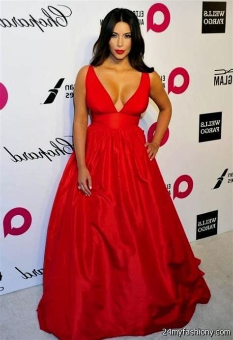 [ Kim Kardashian Dresses Red Carpet World ]  Best Free
