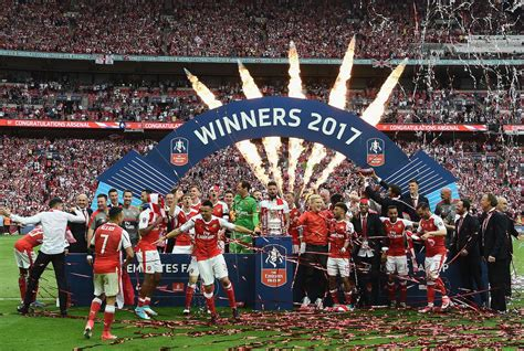 Chelsea vs. Arsenal in FA Cup 2017 final: Score, recap ...