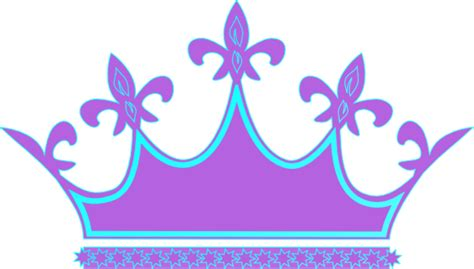 Download High Quality queen crown clipart blue Transparent ...