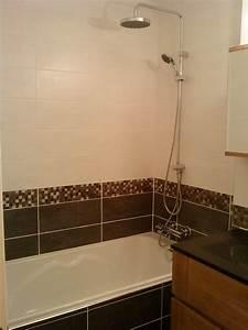 Mosaique Salle De Bain Castorama : frise mosaique salle de bain uteyo ~ Dailycaller-alerts.com Idées de Décoration