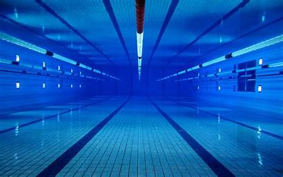 Pool Swimming Background Wallpapers Swim Wall