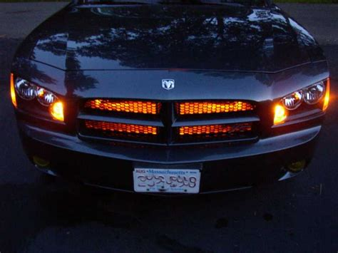 led grill lights   engine compartment page