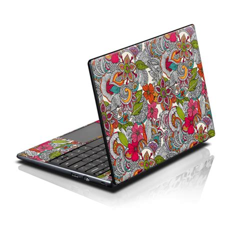 chromebook colors doodles color acer ac700 chromebook skin covers acer