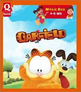 Jouet Du Moment Quick : garfield magic box quick dessins anim s tv bd t l vision ~ Maxctalentgroup.com Avis de Voitures