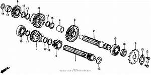 Transmission For 1987 Honda Z50