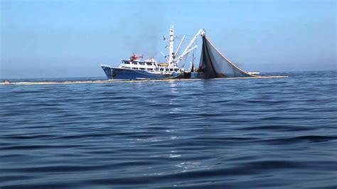 Fishing Boat Net by Commercial Fishing Boat Net