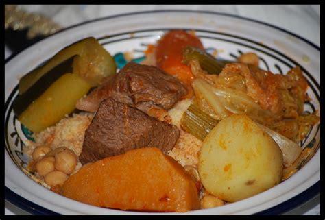 recette cuisine couscous tunisien recette du couscous tunisien juste1kif