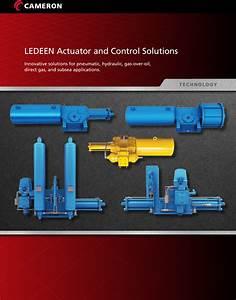 Ledeen Actuators And Control Systems Brochure Actuator