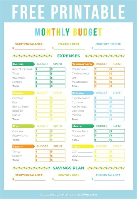 sheets budget template free printable budget sheet printable budget sheets budget sheets and printable budget