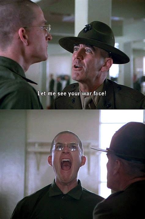 Full Metal Jacket Meme - full metal jacket action movie heroes pinterest full metal jacket metals and movie