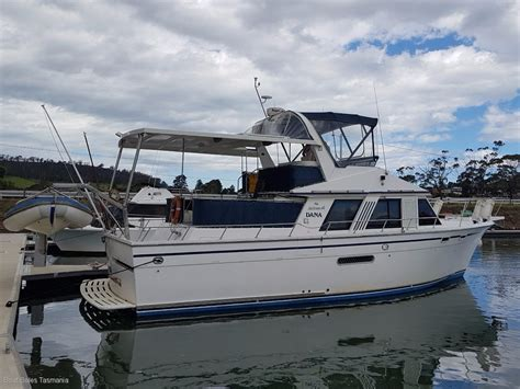 Defever Boats For Sale Australia by Defever 40 Flybridge Cruiser Quot Quot Power Boats Boat
