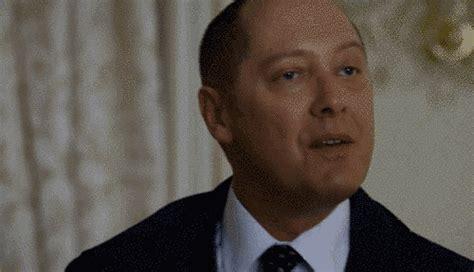 red reddington reactions   blacklist season