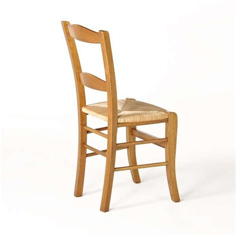 chaise pied en bois preview