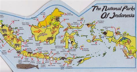 postcard  la carte indonesia map postcard