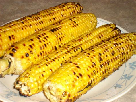grill corn in husk grilled salmon in corn husks recipe dishmaps