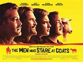 Men Who Stare At Goats movie posters at movie poster ...