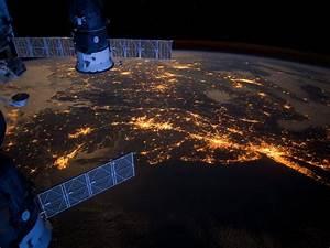 NASA - Eastern Coast of United States at Night