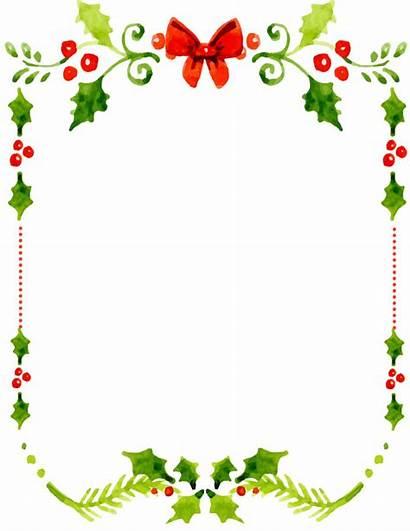 Template Letter Santa Dear Fill Blank Printable