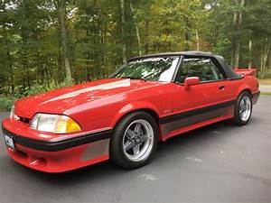 1989 Ford Saleen Mustang Convertible for sale on BaT Auctions - closed on October 19, 2017 (Lot ...