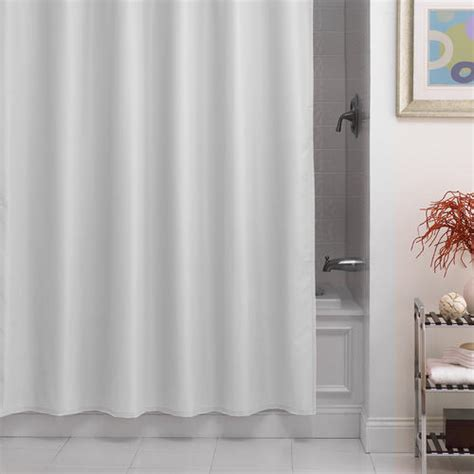 excell best quality fabric shower curtain liner at menards 174