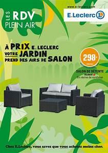 Leclerc Plein Air : catalogue e leclerc rdv plein air 11 avril 2015 catalogue az ~ Dallasstarsshop.com Idées de Décoration