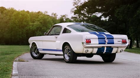 1966 Shelby Gt350h Fastback