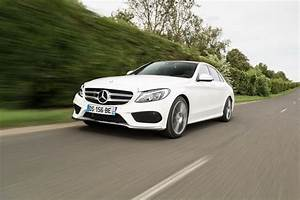 Mercedes Classe C Blanche : essai comparatif la jaguar xe 2015 d fie la mercedes classe c photo 34 l 39 argus ~ Gottalentnigeria.com Avis de Voitures